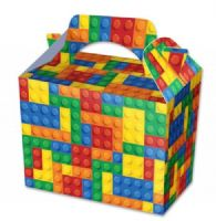 Building Bricks / Blocks Meal Party Box
